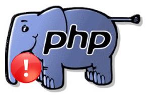 php - вывод ошибок